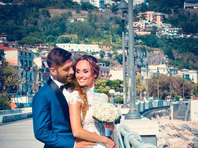 Il matrimonio di Anna e Francesco a Pozzuoli, Napoli 21