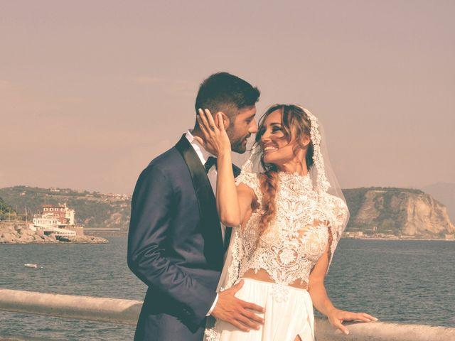 Il matrimonio di Anna e Francesco a Pozzuoli, Napoli 25