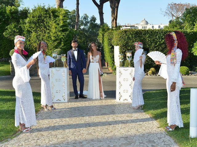 Il matrimonio di Anna e Francesco a Pozzuoli, Napoli 27