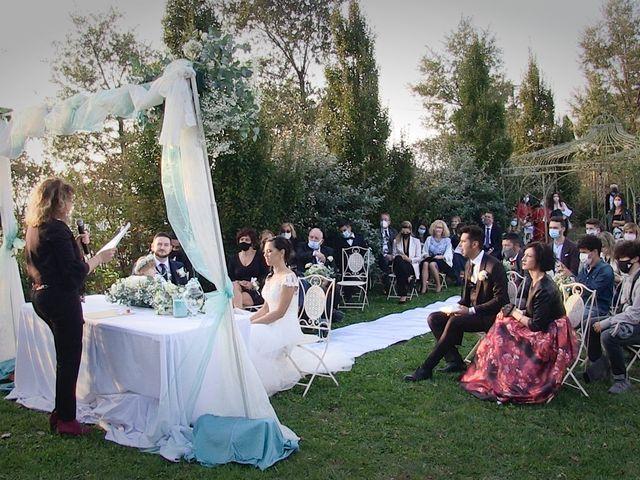 Il matrimonio di Letizia e Michele a Quattro Castella, Reggio Emilia 2