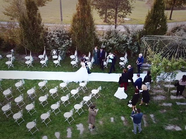 Le nozze di Michele e Letizia