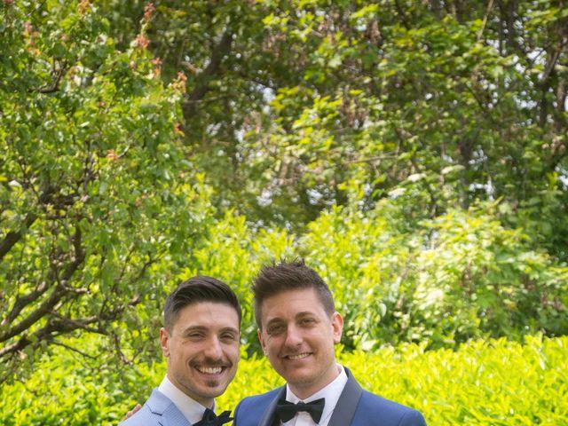 Il matrimonio di Simone e Alessia a Reggio nell'Emilia, Reggio Emilia 8