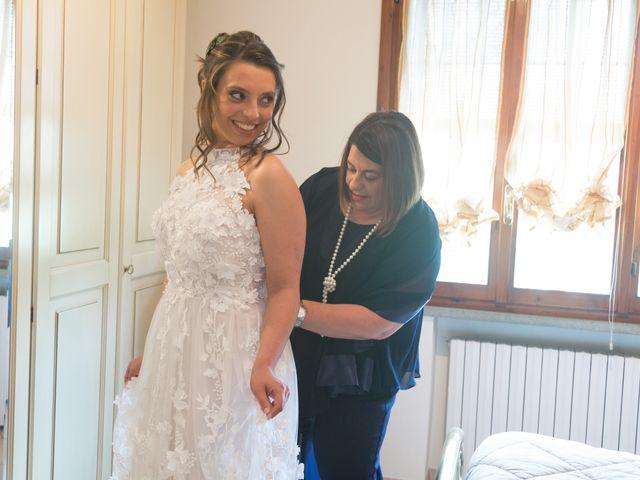Il matrimonio di Simone e Alessia a Reggio nell'Emilia, Reggio Emilia 11