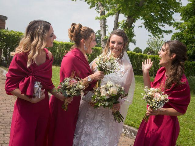 Il matrimonio di Simone e Alessia a Reggio nell'Emilia, Reggio Emilia 16
