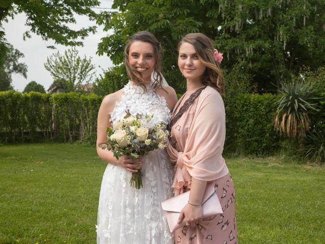 Il matrimonio di Simone e Alessia a Reggio nell'Emilia, Reggio Emilia 17