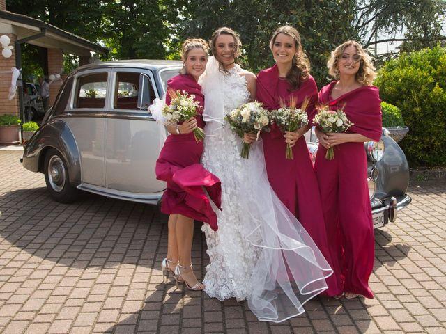 Il matrimonio di Simone e Alessia a Reggio nell'Emilia, Reggio Emilia 18