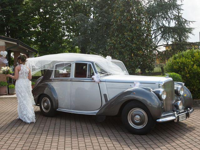 Il matrimonio di Simone e Alessia a Reggio nell'Emilia, Reggio Emilia 19