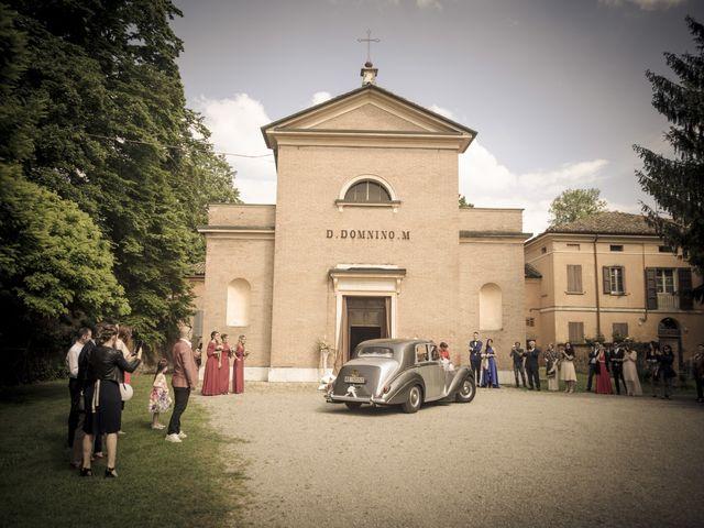 Il matrimonio di Simone e Alessia a Reggio nell'Emilia, Reggio Emilia 23