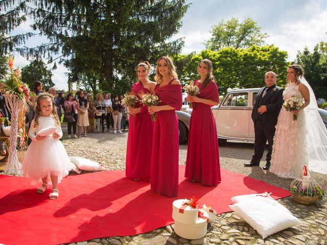 Il matrimonio di Simone e Alessia a Reggio nell'Emilia, Reggio Emilia 25