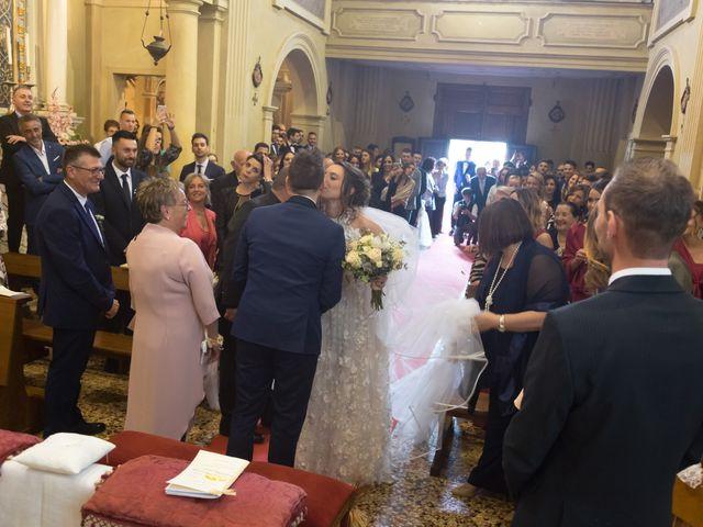 Il matrimonio di Simone e Alessia a Reggio nell'Emilia, Reggio Emilia 27