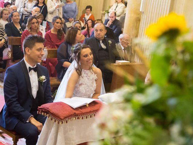 Il matrimonio di Simone e Alessia a Reggio nell'Emilia, Reggio Emilia 28