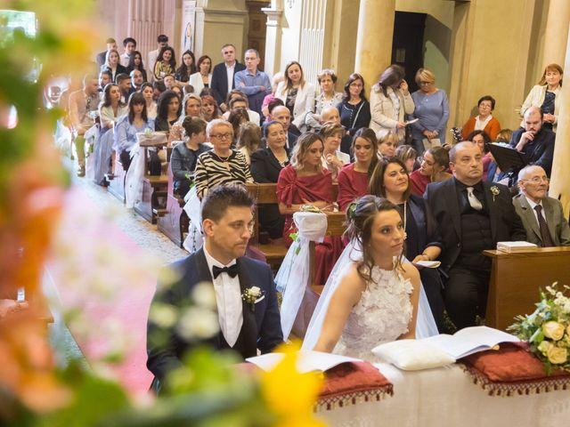 Il matrimonio di Simone e Alessia a Reggio nell'Emilia, Reggio Emilia 29