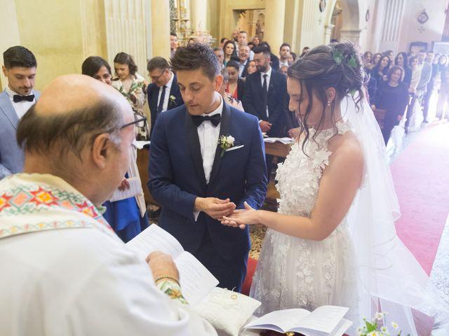 Il matrimonio di Simone e Alessia a Reggio nell'Emilia, Reggio Emilia 30