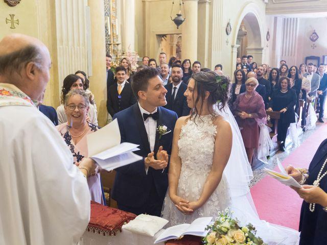 Il matrimonio di Simone e Alessia a Reggio nell'Emilia, Reggio Emilia 33