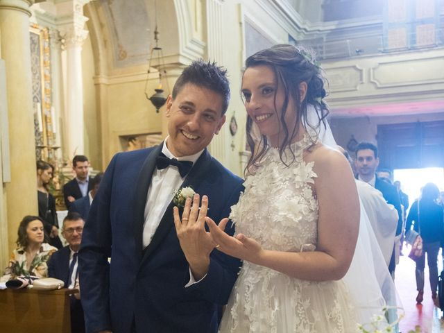 Il matrimonio di Simone e Alessia a Reggio nell'Emilia, Reggio Emilia 34