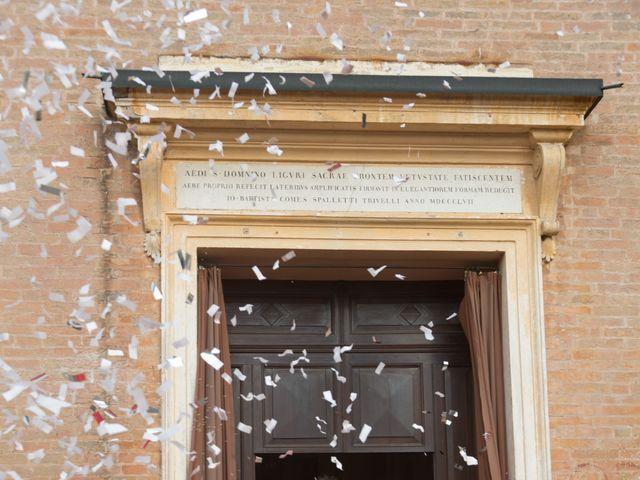 Il matrimonio di Simone e Alessia a Reggio nell'Emilia, Reggio Emilia 36