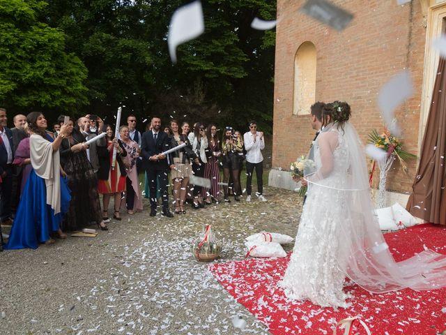 Il matrimonio di Simone e Alessia a Reggio nell'Emilia, Reggio Emilia 37
