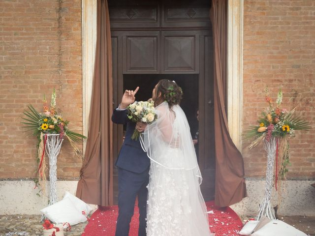 Il matrimonio di Simone e Alessia a Reggio nell'Emilia, Reggio Emilia 39