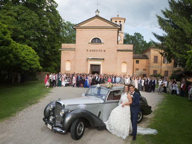 Il matrimonio di Simone e Alessia a Reggio nell'Emilia, Reggio Emilia 40