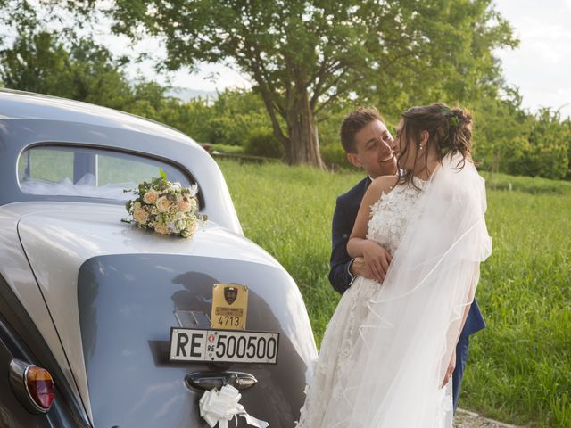Il matrimonio di Simone e Alessia a Reggio nell'Emilia, Reggio Emilia 44