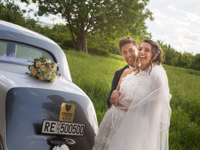 Il matrimonio di Simone e Alessia a Reggio nell'Emilia, Reggio Emilia 45