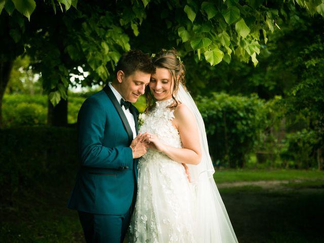 Il matrimonio di Simone e Alessia a Reggio nell'Emilia, Reggio Emilia 47
