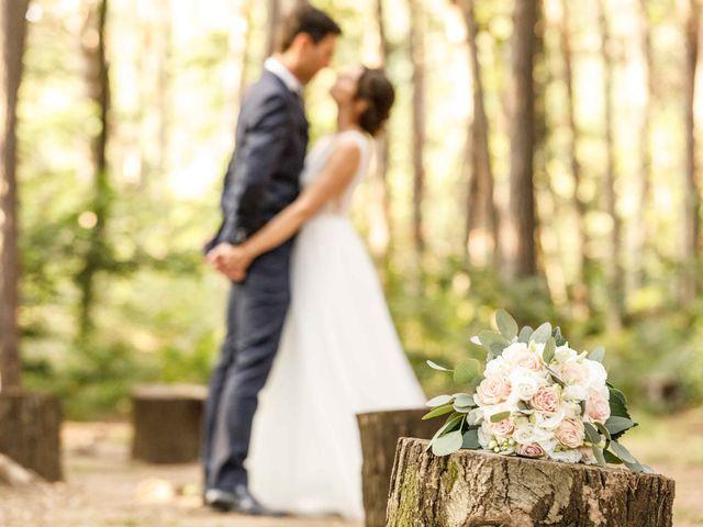 Il matrimonio di Luca e Melissa a Appiano Gentile, Como 2