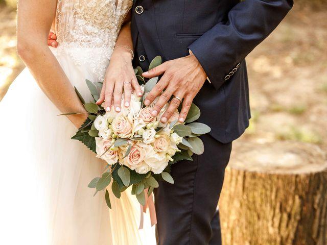 Il matrimonio di Luca e Melissa a Appiano Gentile, Como 3