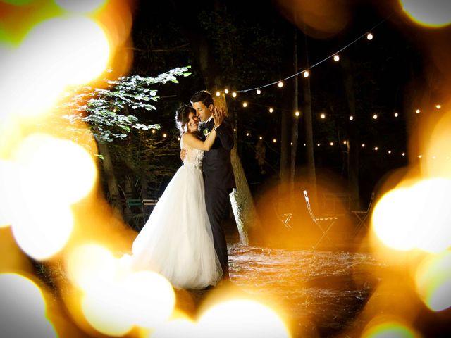 Il matrimonio di Luca e Melissa a Appiano Gentile, Como 4