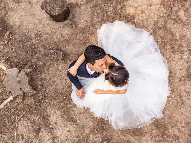 Il matrimonio di Luca e Melissa a Appiano Gentile, Como 6