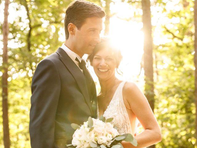 Il matrimonio di Luca e Melissa a Appiano Gentile, Como 7