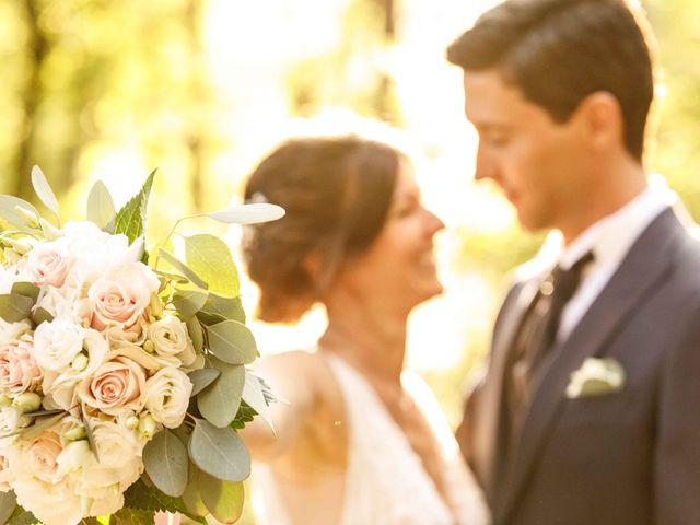 Il matrimonio di Luca e Melissa a Appiano Gentile, Como 8