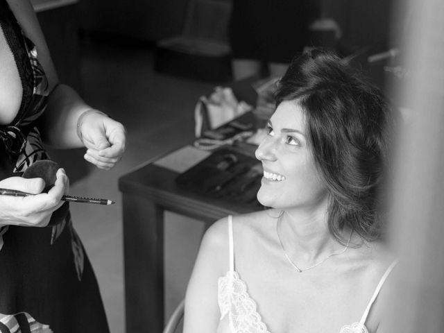 Il matrimonio di Luca e Melissa a Appiano Gentile, Como 13