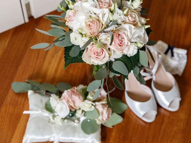 Il matrimonio di Luca e Melissa a Appiano Gentile, Como 20