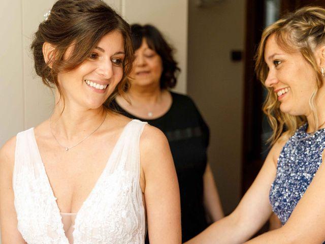 Il matrimonio di Luca e Melissa a Appiano Gentile, Como 25