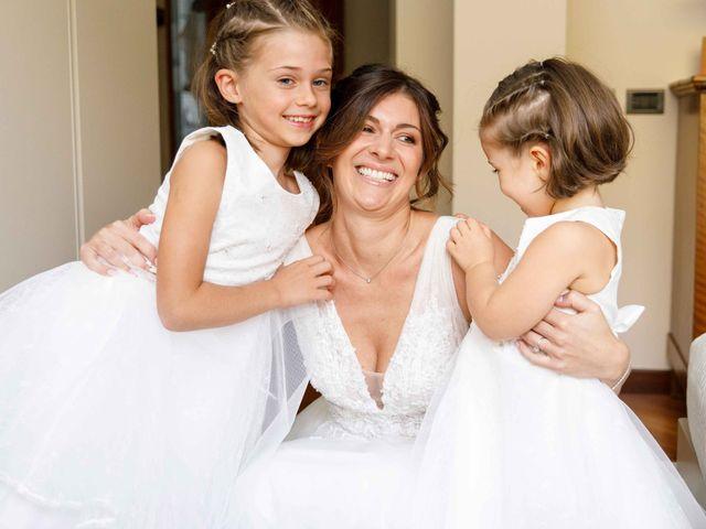 Il matrimonio di Luca e Melissa a Appiano Gentile, Como 28