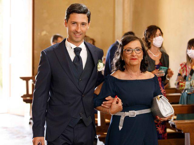 Il matrimonio di Luca e Melissa a Appiano Gentile, Como 33