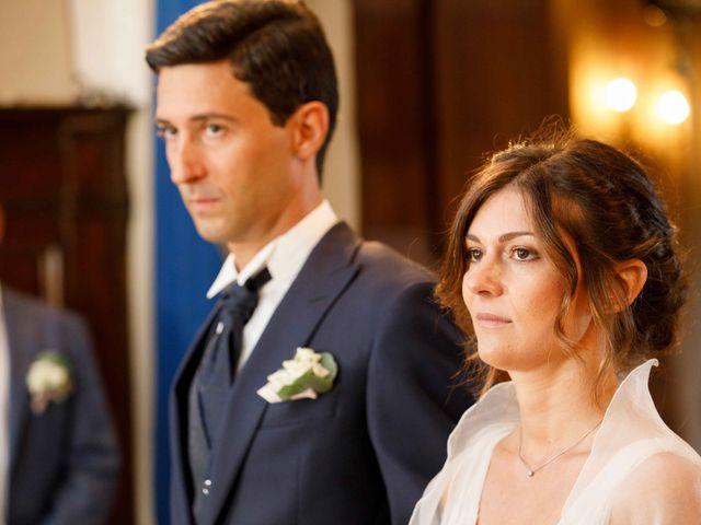 Il matrimonio di Luca e Melissa a Appiano Gentile, Como 47