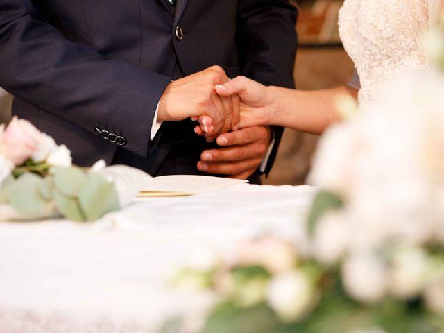 Il matrimonio di Luca e Melissa a Appiano Gentile, Como 48