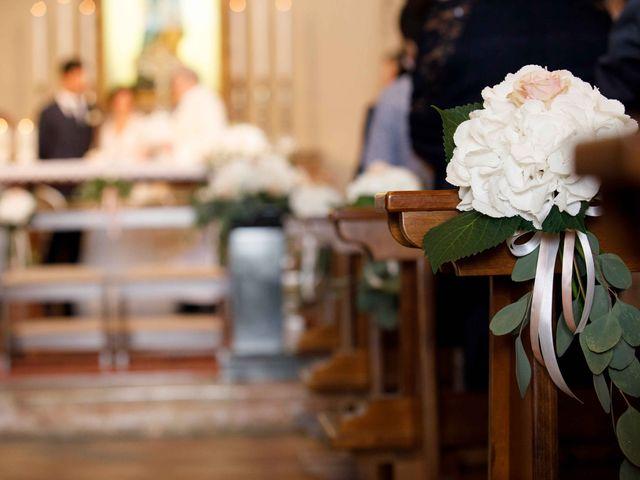 Il matrimonio di Luca e Melissa a Appiano Gentile, Como 49