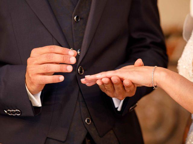 Il matrimonio di Luca e Melissa a Appiano Gentile, Como 50