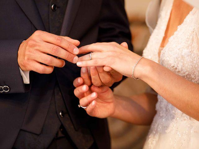 Il matrimonio di Luca e Melissa a Appiano Gentile, Como 52
