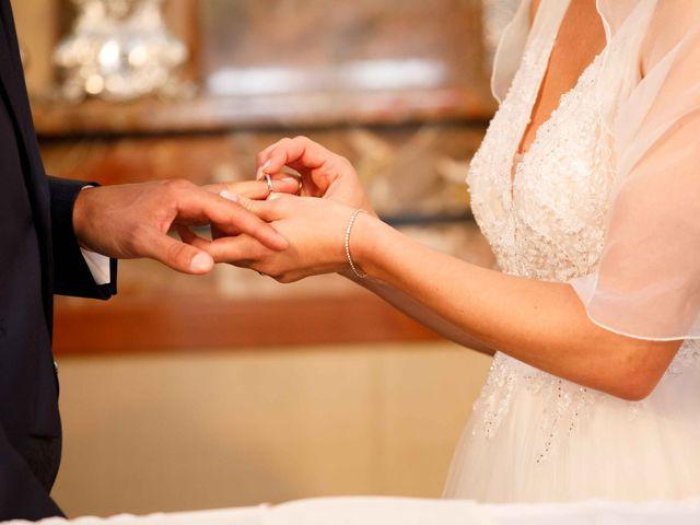 Il matrimonio di Luca e Melissa a Appiano Gentile, Como 54
