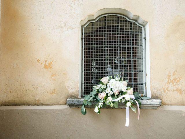 Il matrimonio di Luca e Melissa a Appiano Gentile, Como 56