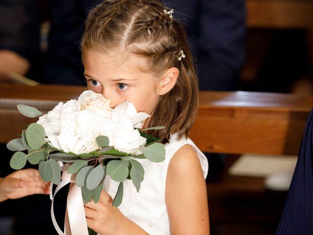 Il matrimonio di Luca e Melissa a Appiano Gentile, Como 59