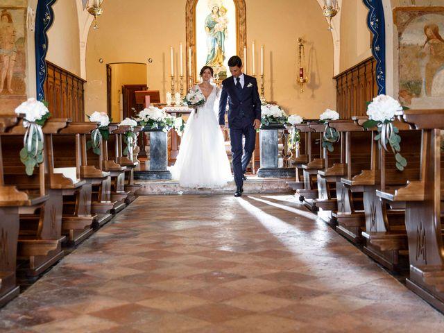Il matrimonio di Luca e Melissa a Appiano Gentile, Como 66
