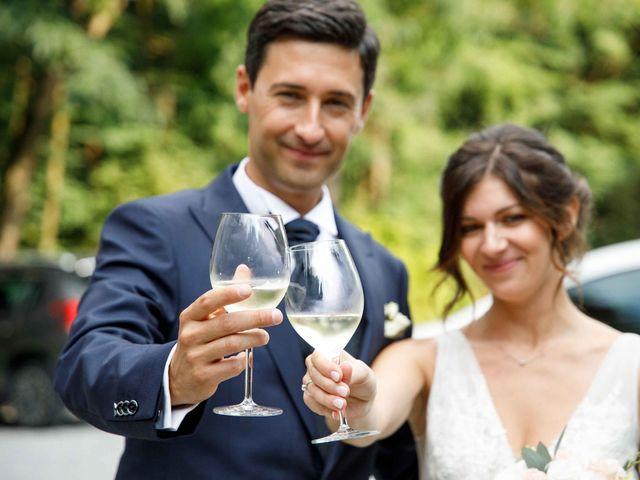 Il matrimonio di Luca e Melissa a Appiano Gentile, Como 88