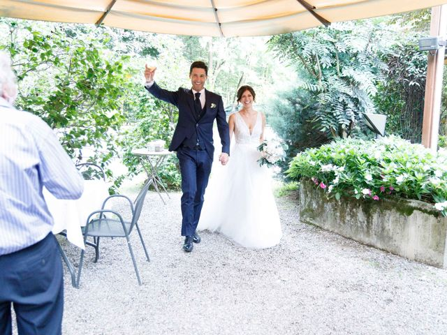 Il matrimonio di Luca e Melissa a Appiano Gentile, Como 89