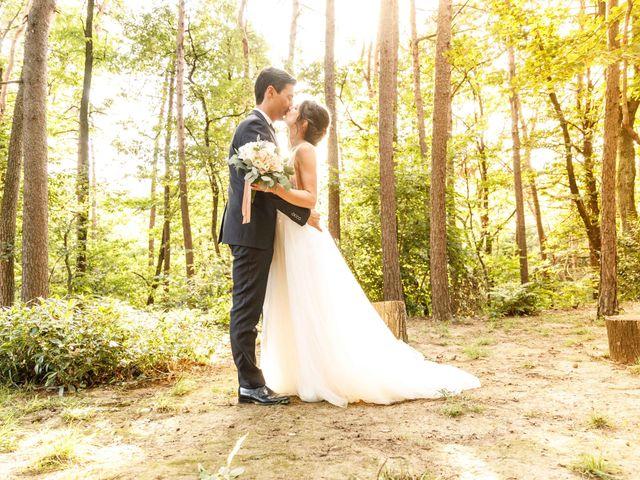Il matrimonio di Luca e Melissa a Appiano Gentile, Como 91