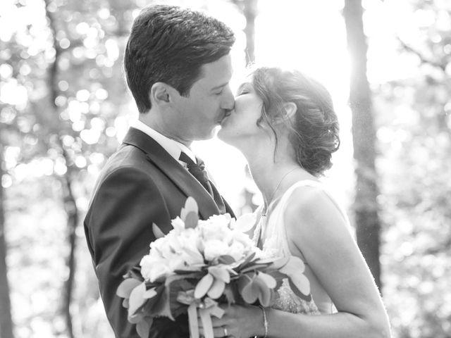 Il matrimonio di Luca e Melissa a Appiano Gentile, Como 97